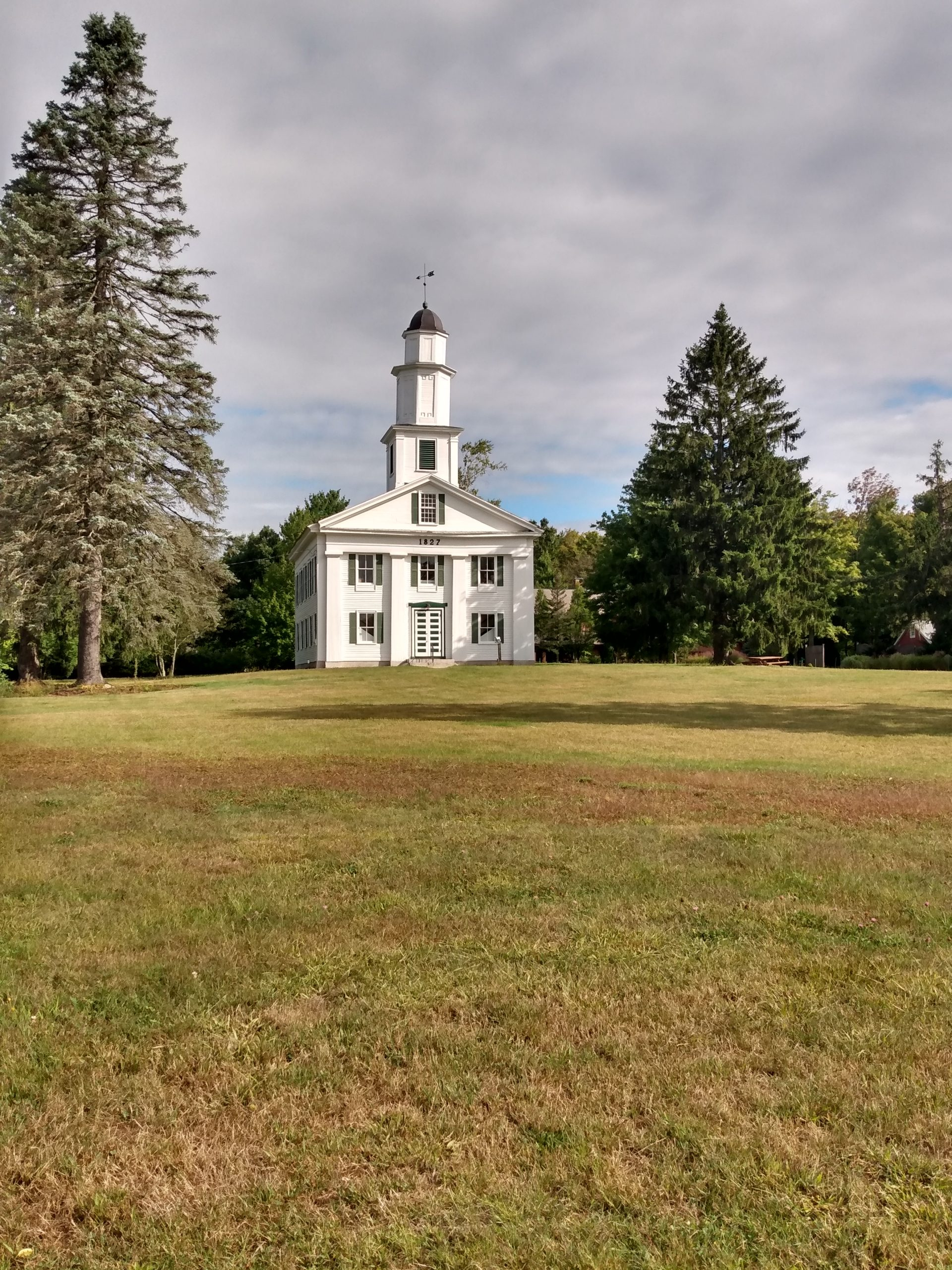 September 7 2019 photo of church
